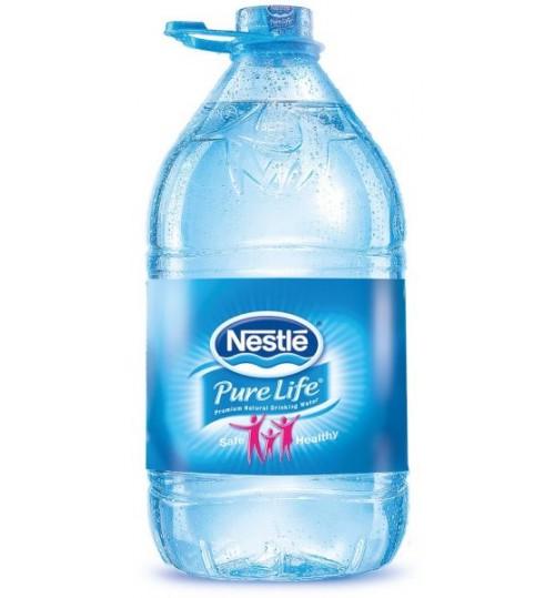 Nestle Shrink Of 2 Water Bottles- 6 L