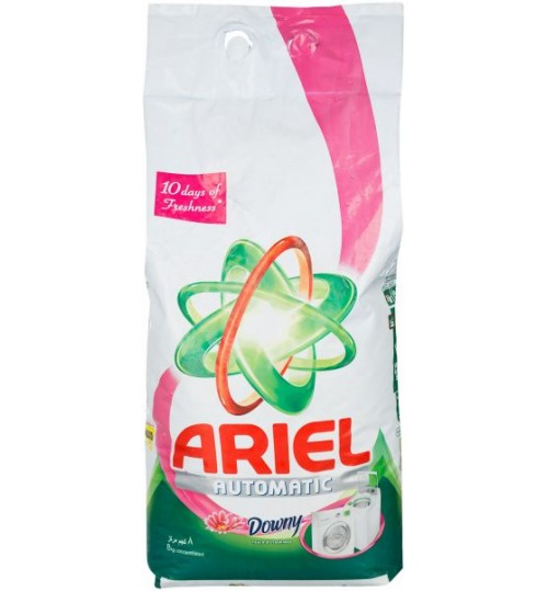 Ariel Automatic Diamond with Downy 8 Kg